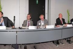 La table des orateurs