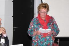 Mme Pawelkowski présente les orateurs